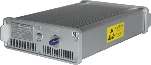 40GHz以上系列固态功率放大器